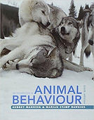 Animal behaviour book
