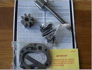 Rover P6 3500cc MGB 76 HV&P oil kit.JPG