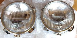 Head lamps Lotus Esprit V8 pair