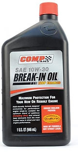 Cams Break-In Oil 10W/30