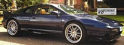 Lotus Esprit V8 Ketteringham Hall