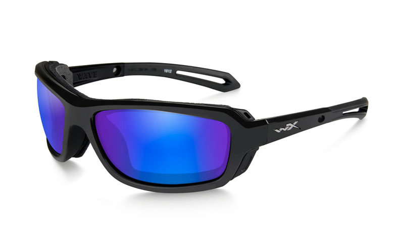 WILEY X WAVE POLARIZED BLUE MIRROR