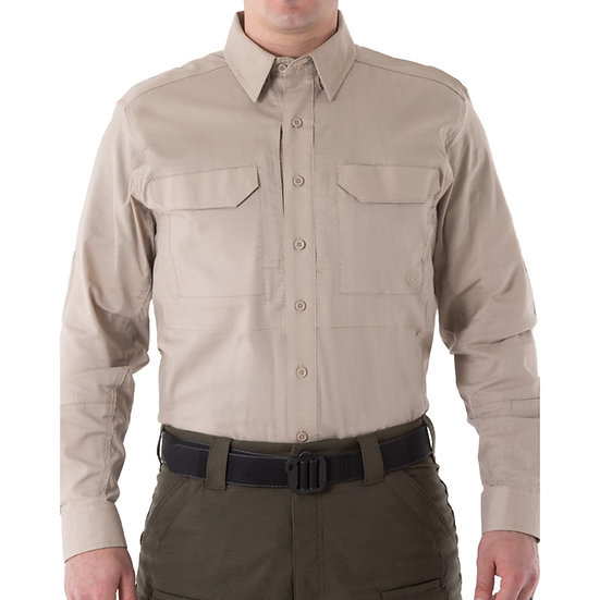 FT V2 TACTICAL LS SHIRT COYOTE
