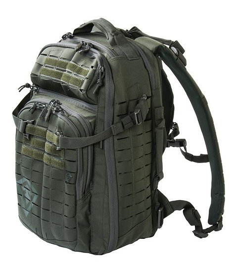 TACTIX HALF-DAY PLUS BACKPACK 27L OD GREEN