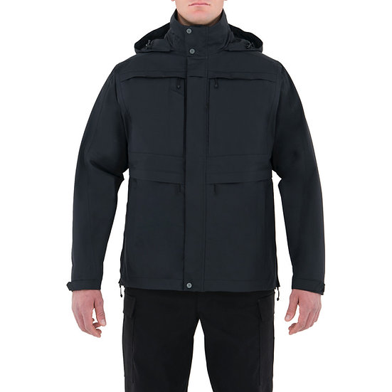 FT W´S TACTIX SYSTEM PARKA BLACK