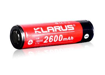 KLARUS 18650 2600mAh