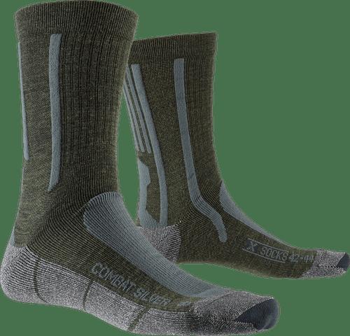X-SOCKS® 4.0 COMBAT SILVER