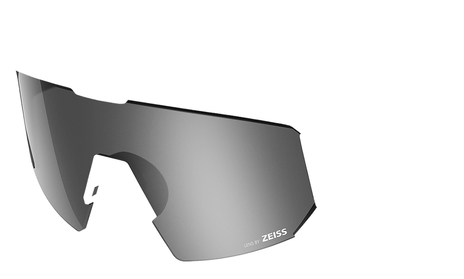 Alleycat Lens - Trail Silver Chrome