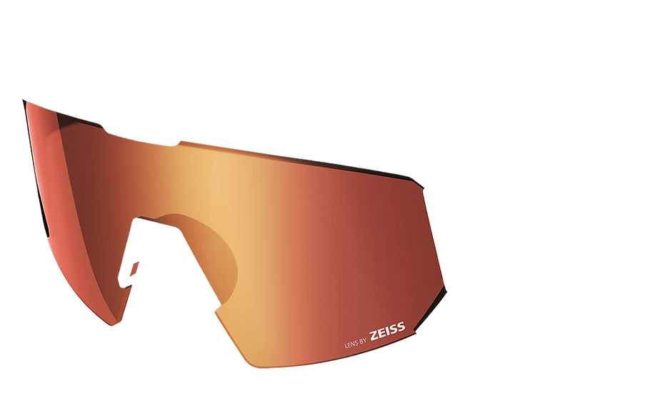 Alleycat Lens - Trail Red Chrome