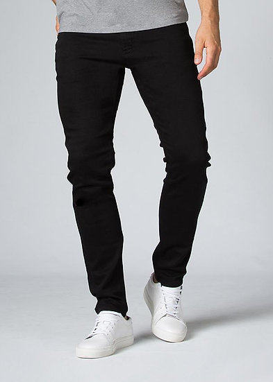 DU/ER NO SWEAT PANT SLIM BLACK