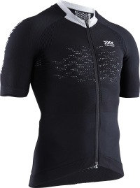 X-BIONIC® THE TRICK 4.0 CYCLING ZIP SHIRT SH SL MEN