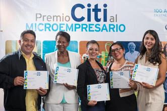 Abren postulaciones a Premio Citi al Microempresario 2018