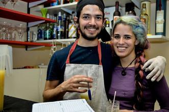 Cumaco: el restaurante de dos venezolanos que triunfan en Argentina