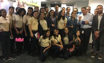 Marsh ayuda a los jóvenes emprendedores venezolanos
