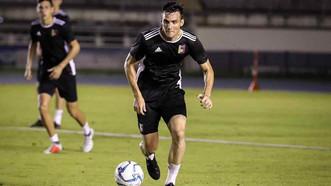 Venezolano Luis Mago es el nuevo fichaje del Club Deportivo Palestino de Chile