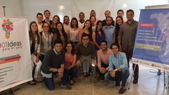 1001 ideas para mi país, una incubadora ciudadana que crea ecosistemas para jóvenes #FajadosPorVenez
