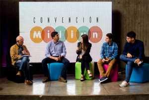 Jóvenes debaten en Caracas sobre su rol para reinventar a Venezuela con 1001 Ideas