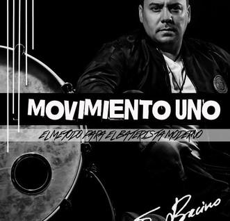 """Venezolano Enzo Bacino lanza su propio método de batería """"Movimiento Uno"""""""