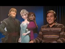 """Jorge Ruiz Cano, el venezolano que dio vida a personajes de""""Frozen""""y """"Zootopia&quot"""