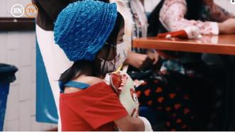Directv brindó una dosis de alegría a los niños del hospital JM de los Ríos