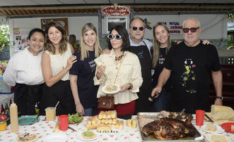 "Fundación Telefónica Movistar llevó a cabo la 2da edición de ""Comida Solidaria"""
