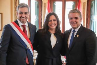 Periodista venezolana es la asesora comunicacional del Presidente paraguayo