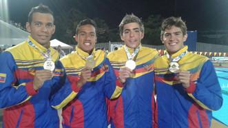 Natación le da su primer oro a Venezuela; así va el medallero