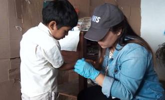 Médicos y empresarios se unen para atender la desnutrición infantil en Monagas
