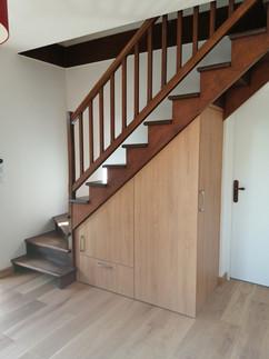 Meuble escalier auterive toulouse