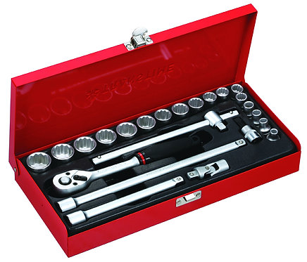 "3/8"" DRIVE HAND SOCKET SETS"