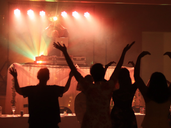 Edmonton DJ Party