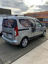 IBS ontwerp - Dacia Dokker