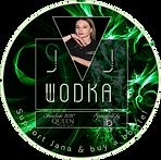 IBS - Bierviltje 1 JJ Wodka