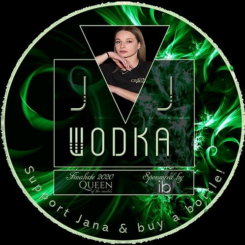JJ Wodka - 200 ml