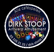 IBS - Dirk Stoop bierviltje