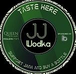 IBS - Bierviltje 2 JJ Wodka