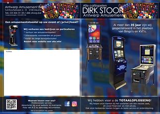 IBS - A5 folder Dirk Stoop buitenzijde - 2019