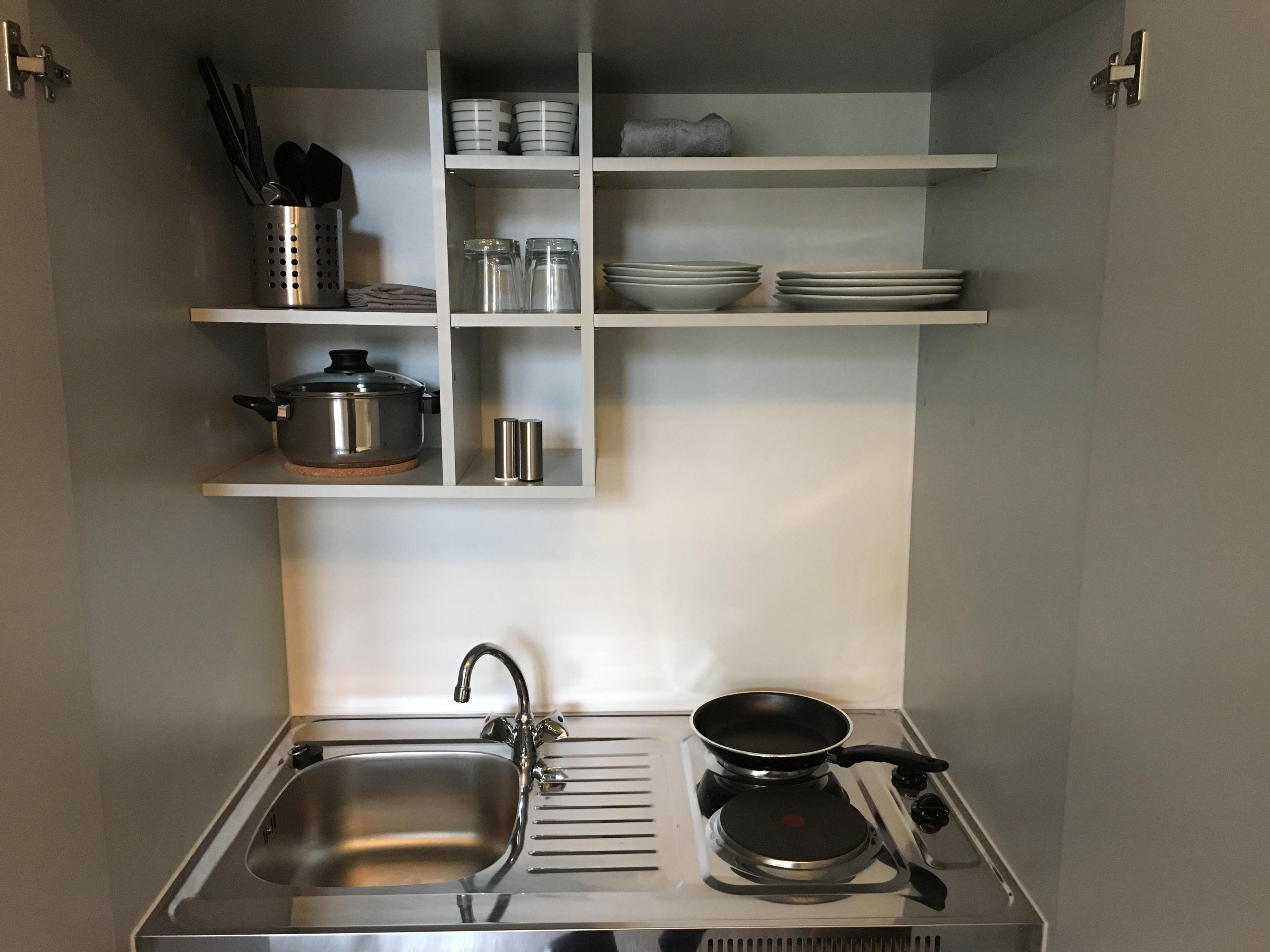 Schrankküche