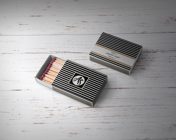 personal designed matches