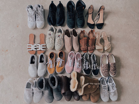 My Shoe Collection | A Shoe Haul