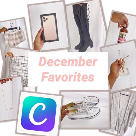 December Favorites | What I Got for Christmas + More