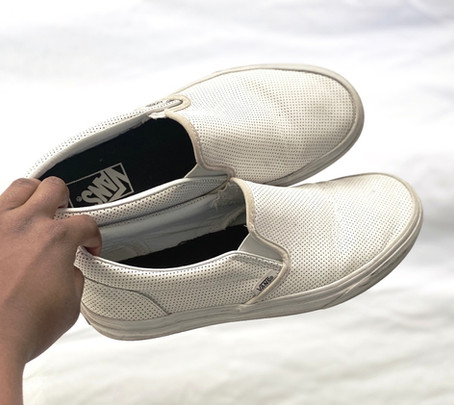 The Power of White Shoes | A White Shoe Haul