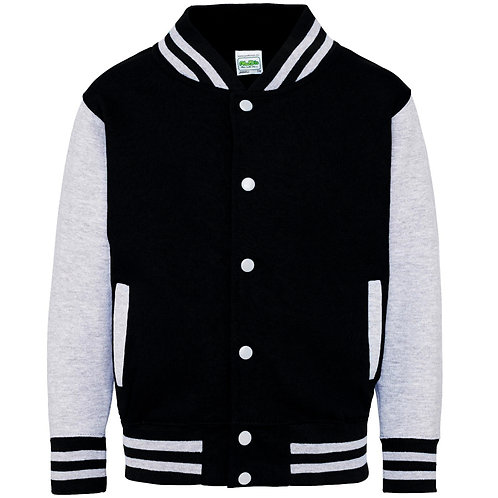 Children's Varsity Letterman style college jacket LIMITED STOCK STOCK