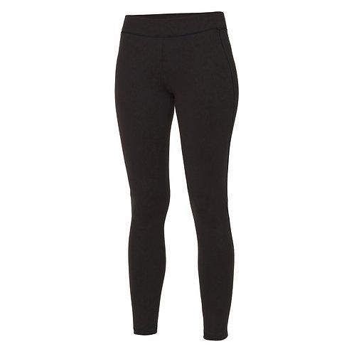 Ladies AWDis Just Cool running fitness sport dance full length legging
