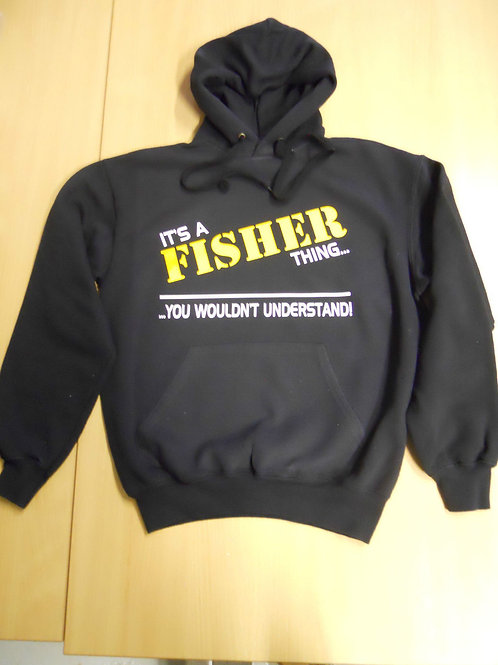 """It's a """"NAME"""" thing personalised hoodie"""
