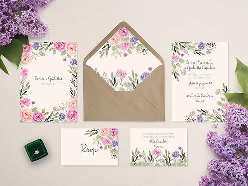 122 - Spring Wedding