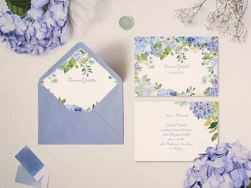 046 - Blue Flowers