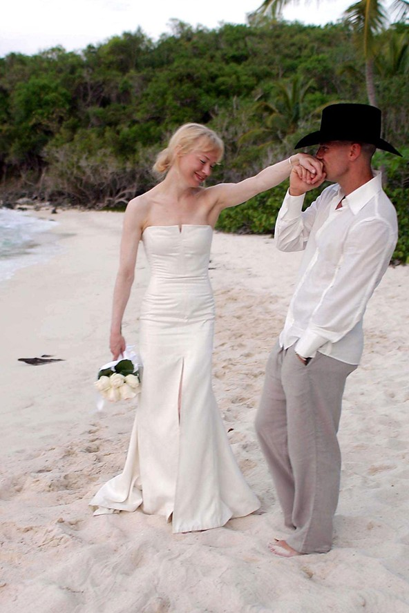 Renée Zellweger e Kenny Chesney