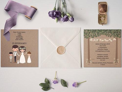 019 - Shabby Wedding