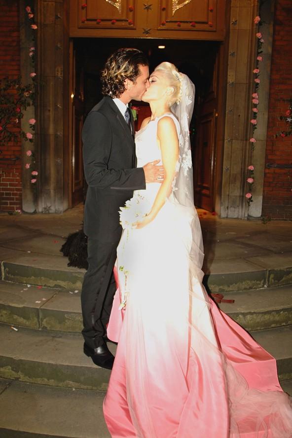 Gwen Stefani e Gavin Rossdale
